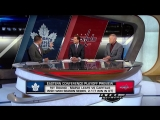 NHL Tonight Playoff Preview: Washington vs Toronto 11/04/2017