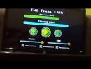 The funal lair | Geometry Dash |