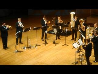German Brass(Германия) - концерт в Москве (18.02.2017) 2