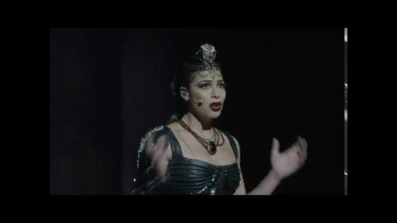 Zaho - Ce Que La Vie A Fait De Moi - La Légende du Roi Arthur Spectacle musical