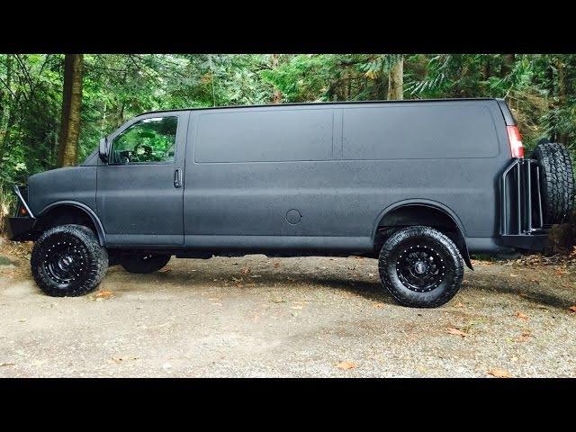 The Ulitmate Road Trip Vehicle-