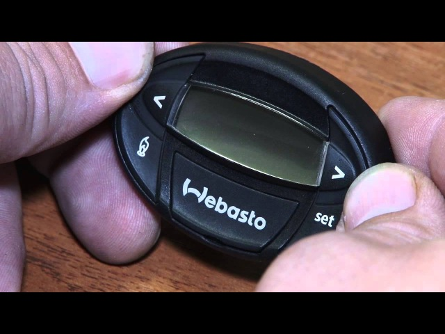 Инструкция Webasto » Freewka.com - Смотреть онлайн в хорощем качестве