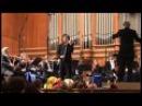 Beethoven Violin Concerto.Maxim Fedotov violin Sergey Roldugin conductor