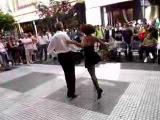 Florida Street Tango Dancers - Buenos Aires