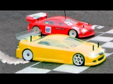 Racing Cars &amp Sports Car with Extreme Race on the Track 2D Animation Cartoon Cars &amp Trucks for kids