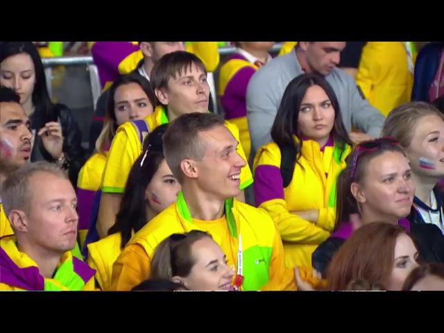 УрФО Парни Саб Ложки и Парни Саб Трубы - шоу Россия