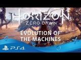 Horizon: Zero Dawn - разработчики рассказали о создании машин в новом видеоролике с геймплейными кадрами