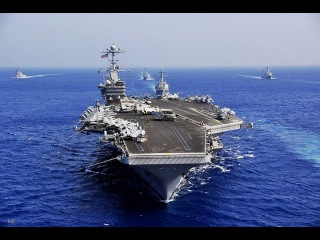 США и Япония начали совместные морские учения в Тихом океане