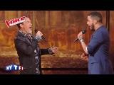 Florent Pagny et Slimane - Les murs porteurs The Voice France 2016 Finale
