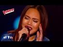 Mariah Carey My All Lica De Guzman The Voice France 2016 Blind Audition