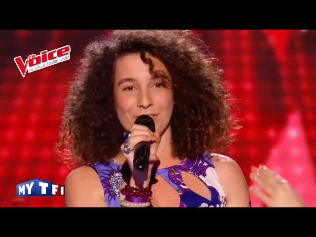 Tove Lo – Habits (Stay High) | Amandine Rapin | The Voice France 2016 | Blind Audition