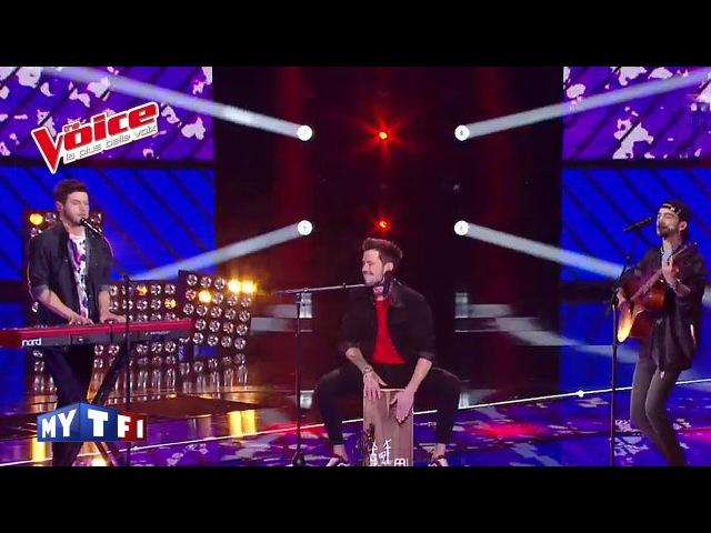 The Voice 2016   Arcadian - Sapés comme jamais (Maitre Gims)   Prime 1