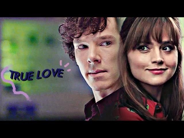 Clara and sherlock; true love