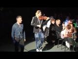 David Garrett - Midnight Waltz - &amp Band- Odd measures -Franck van der Heijden