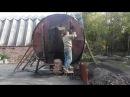 Как сделать древесной уголь Полный цикл Пошагово Олег Карп