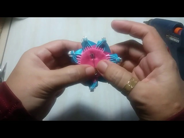 44) Tutorial Twinkle Star Two Colours