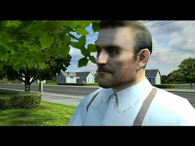 Смерть Томми Анджело в Mafia Mafia 2