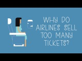 Why do airlines sell too many tickets - Nina Klietsch