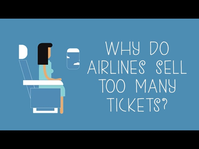 Why do airlines sell too many tickets? - Nina Klietsch