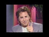 DON JOHNSON - INTERVIEWED BY CHARLIE GIBSON ON GOOD MORNING AMERICA, 1988 (448)