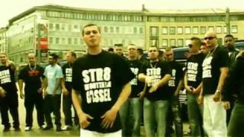 Ginex presents 'Allstar Kassel' Straight Outta Cassel Ginex feat Iron Kuma, Grom, Deniz