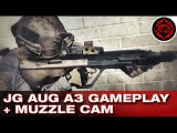 JG AUG A3 Gameplay Tac City (Featuring the Muzzle Zoom Cam)
