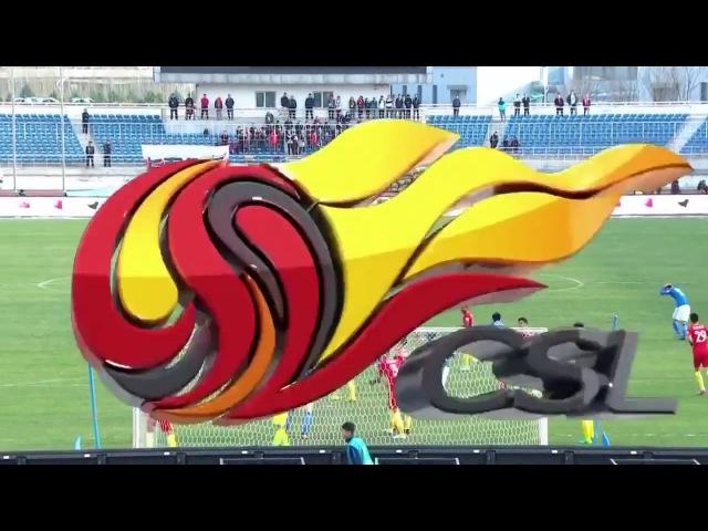 Обзор матча Чанчунь Ятай - Хэнань Констракшн.
