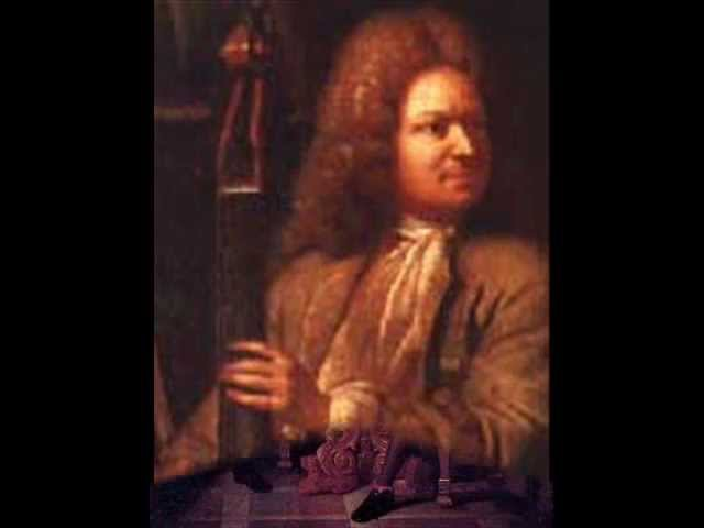 Forqueray: JUPITER par Mario Raskin, clavecin