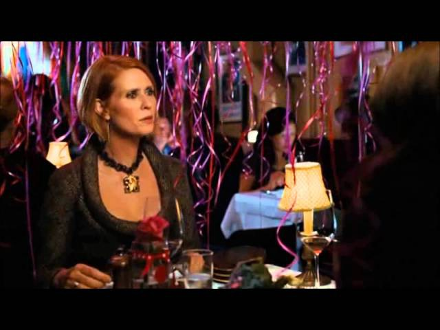 Sex and the City - The Movie - Carrie and Miranda's Argument