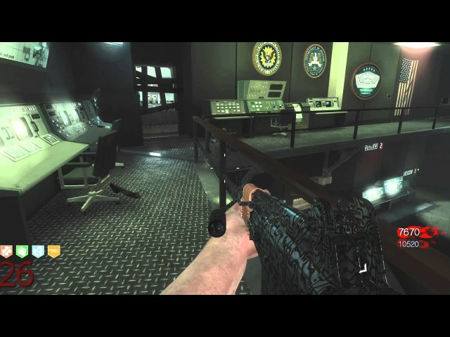 Геймплей с читом Ammo на карте Пять Ч 5