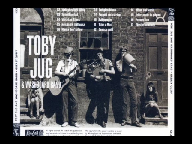 Toby Jug Washboard Band 'Evil People'1969 Uk Folk Psych - Video Dailymotion