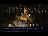 Konahriks Accoutrements - Dragon Priest Armory by Edhelsereg (R E V A K H E I M)
