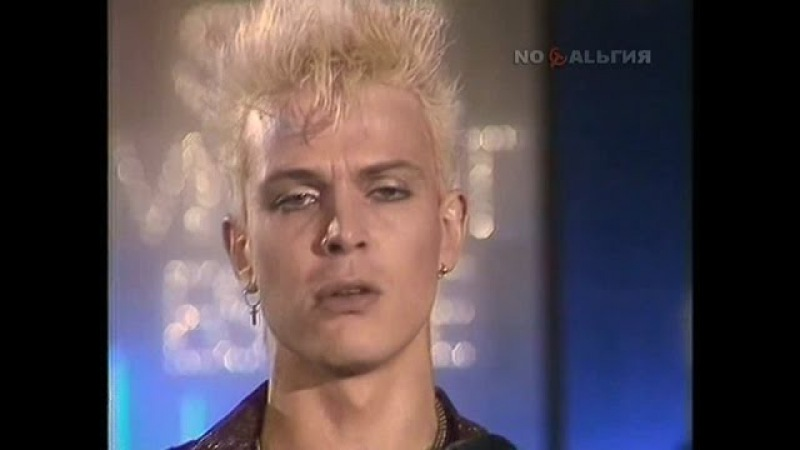 Billy Idol Eyes Without A Face (1984)