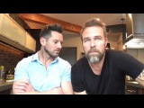 JR Bourne and Ian Bohen Facebook Q&A - 2017-01-14