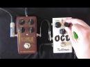 TC ELECTRONIC MojoMojo Ovedrive VS FULLTONE OCD Fender Telecaster 1974
