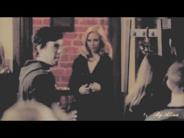 Tyler/Caroline/Klaus-Выкрутасы...