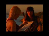 Xena &amp GabrielleFinal scene from Many Happy Returns