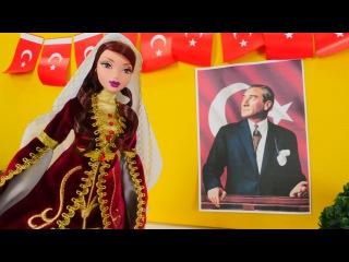 Gençlik ve Spor Bayramı #Barbie ile kutla! 19 Mayıs şenliğine gidelim!#kızoyuncakları