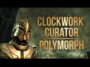 ESO Clockwork City New Polymorph Clockwork Curator Polymorph