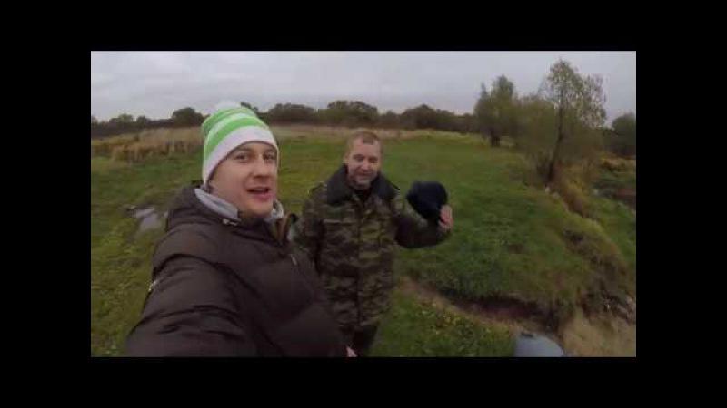 Нерская рыбалка сплав (серия 3 осень),октябрь 2017,ловля хищника на спиннинг