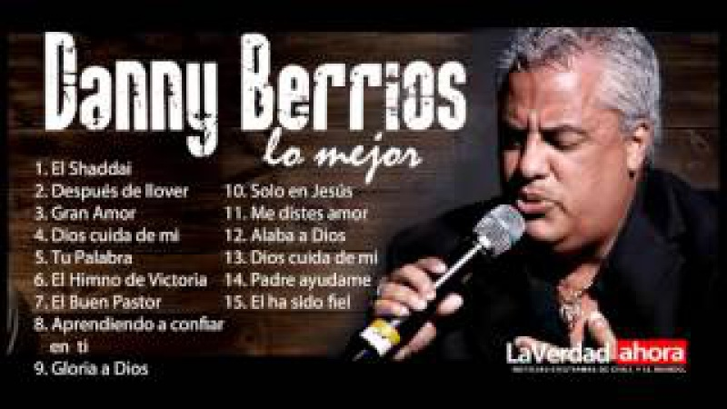 1 hora con lo mejor de Danny Berrios