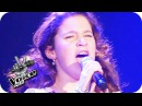 Andrea Bocelli - Time To Say Goodbye Solomia The Voice Kids 2015 Blind Auditions SAT.1