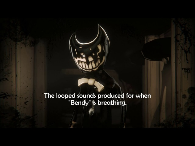 Sound's produced for ''Bendy'' Ink Demon (Bendy And The Ink Machine All Chapter's)