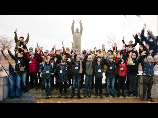Туған Елге Саяхат балалар туристік пойызы