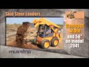 Skid Steer Loaders Mustang - Мини погрузчики Мустанг