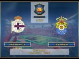 AFL17. Spanish. Segunda. tour 3. Deportivo La Coruna - Las Palmas