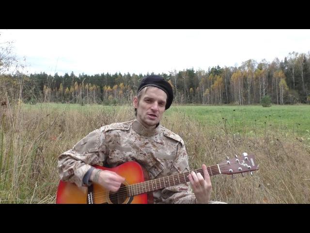 Красно-жёлтые дни (Виктор Цой) cover - ILIA Acension