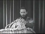 Fidel Castro - carta despedida Che Guevara