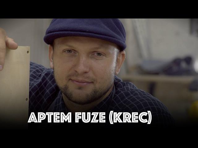 Fuze (Krec) о баттлах, PHARAOHе и о том, что VERSUS - это