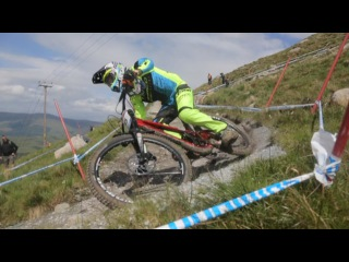 Norco Factory Racing - Fort William DH world cup 2017